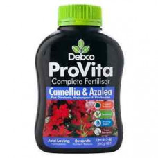 Debco Provita Camellia, Magnolia, Rhododendron and Azalea Fertilizer 500gm