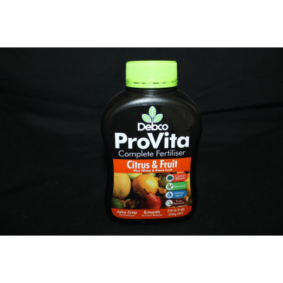 Debco Provita Citrus and Fruit Fertiliser 500gm