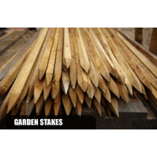 Wooden Stakes 2.4mt, 40 x 40mm