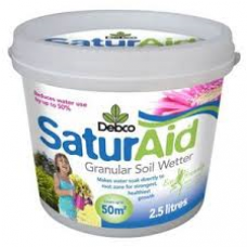Debco Saturaid Soil Wetter,  2.5lt